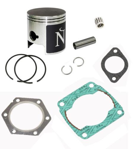 .020 Over Bore Piston Bearing /& Gasket Kit Polaris 250 2-Stroke ATV/'s 72.5mm