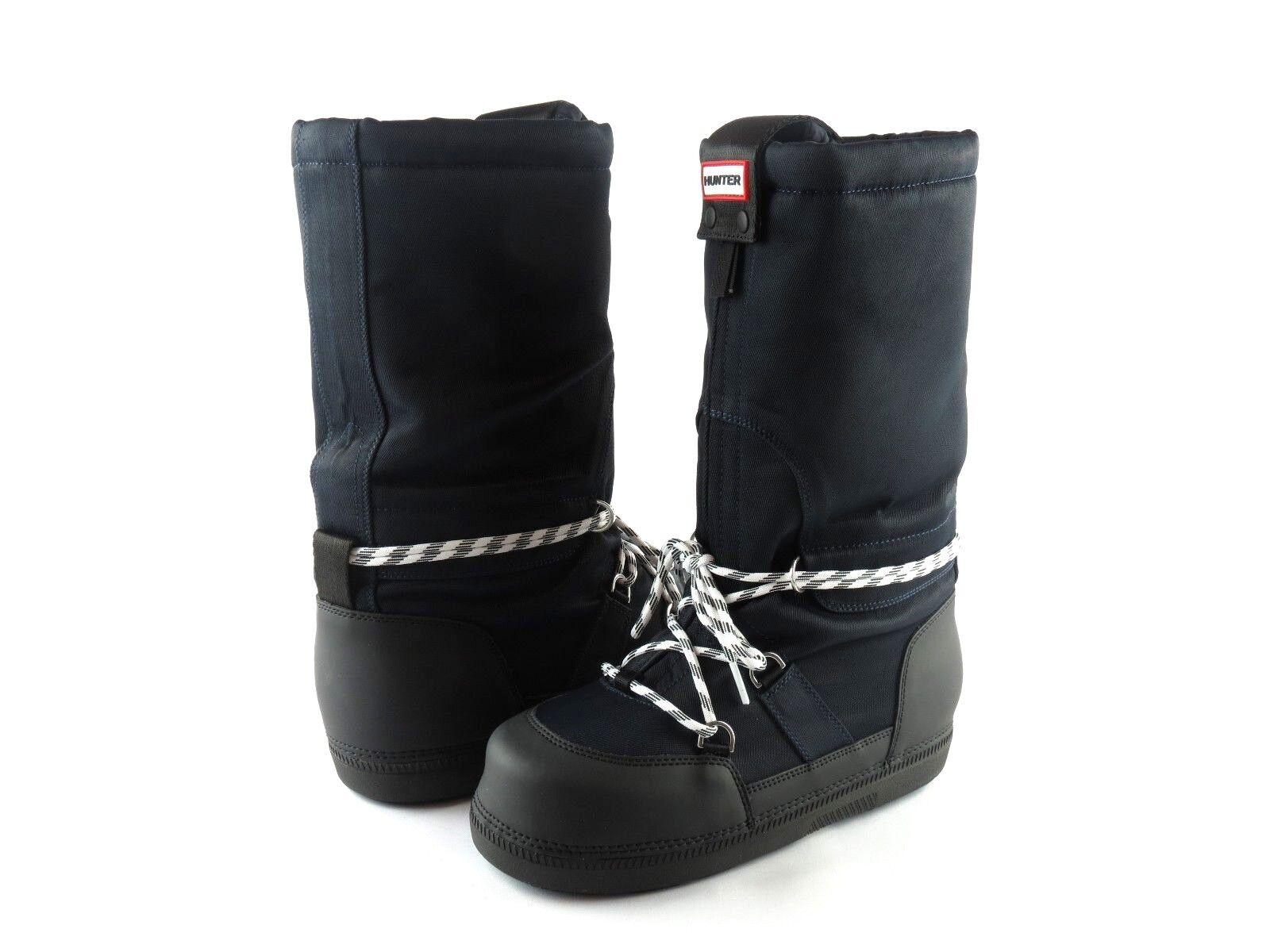 Nueva Hunter Original Short Mujer 's us 9 Boot Rain Boot 9 Dark ion rosa zapatos botas 0ff8c7