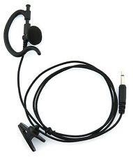 KENWOOD G-SHAPE LISTEN ONLY EARPIECE 2.5MM MONO PLUG PROTALK TK3201 TK3301