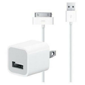 iphone 4s charger cable oem original wall charger usb cable for apple iphone 3 3gs 14428