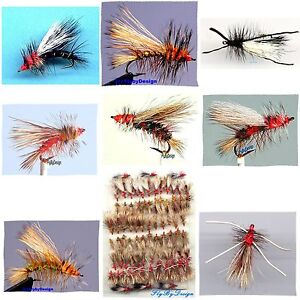 Premium-Stimulator-Dry-Fly-Fishing-Flies-Your-Choice-of-Color-Size-amp-Quantity