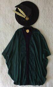 Kids Harry Potter Professor McGonagall Fancy Dress Costume World Book Day Outfit