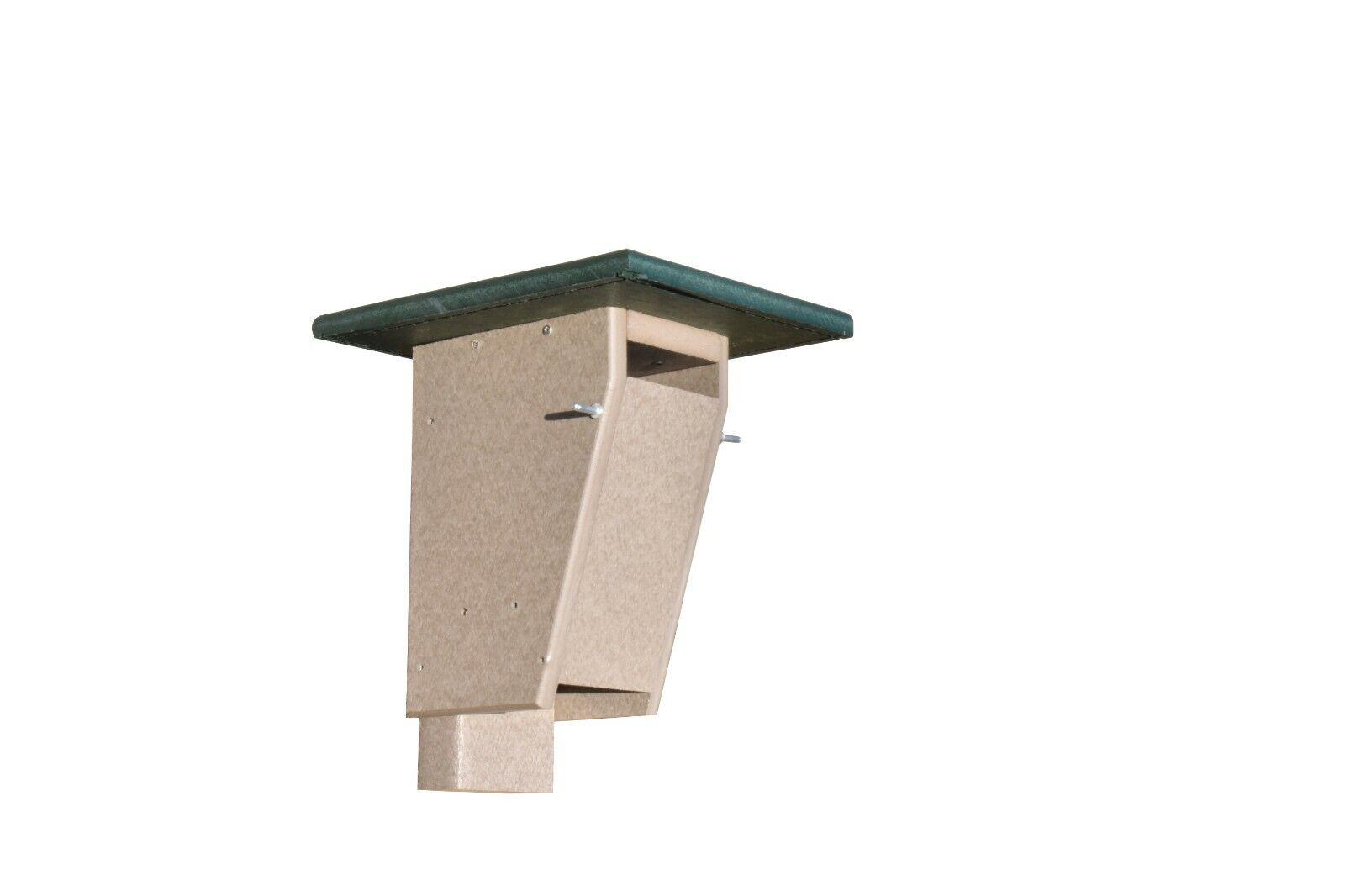 Poly Sparrow Resistente azulbird Casa Hecho a Mano