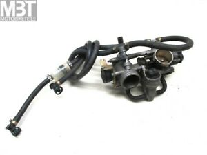 Ducati-Multistrada-1000-DS-A1-Throttle-Valves-Fuel-Injector-Injection-Bj-03-06