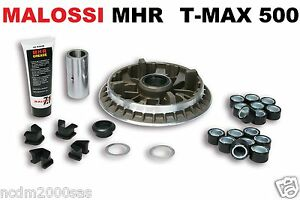 Cambiador MALOSSI 00 MHR Yamaha T Max 500 Es Decir, 4T LC Año 07 2008 09 5114855
