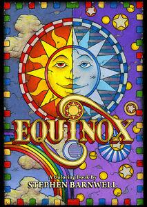 EQUINOX-A-Fantasy-Coloring-Book