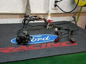 1999 2004 ford mustang right passenger door wiring harness oem image is loading 1999 2004 ford mustang right passenger door wiring
