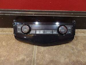 13 14 15 Nissan Altima Sedan Climate Control Panel Temperature Unit A//C Heater