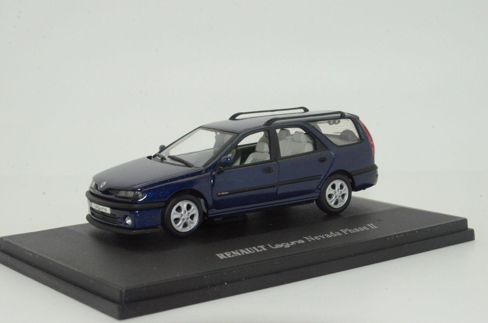 Renault Laguna Nevada Phase II UH 2544 1 43