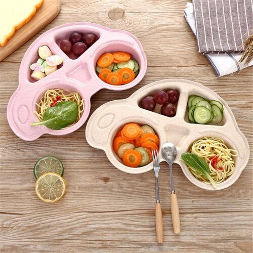 Cartoon kleine Chips Snacks Geschirr Gerichte Kinder Abendessen Platte Cartoo 4H