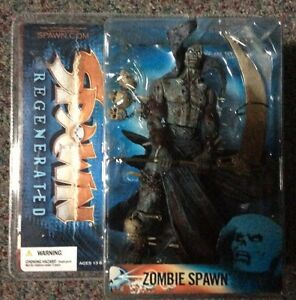 Zombie-Spawn-Regenerated-Series-Action-Figure-McFarlane-Toys-NIP