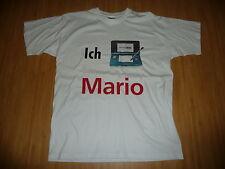 SUPER MARIO T-SHIRT Nintendo 3 DS GR.M-L /nintendo nes 3ds wii