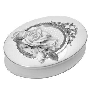 Angemessen Mathilde M Dose Schmuckdose 'roses' Keramik Bad French Vintage Shabby MöChten Sie Einheimische Chinesische Produkte Kaufen? Ablagen, Schalen & Körbe