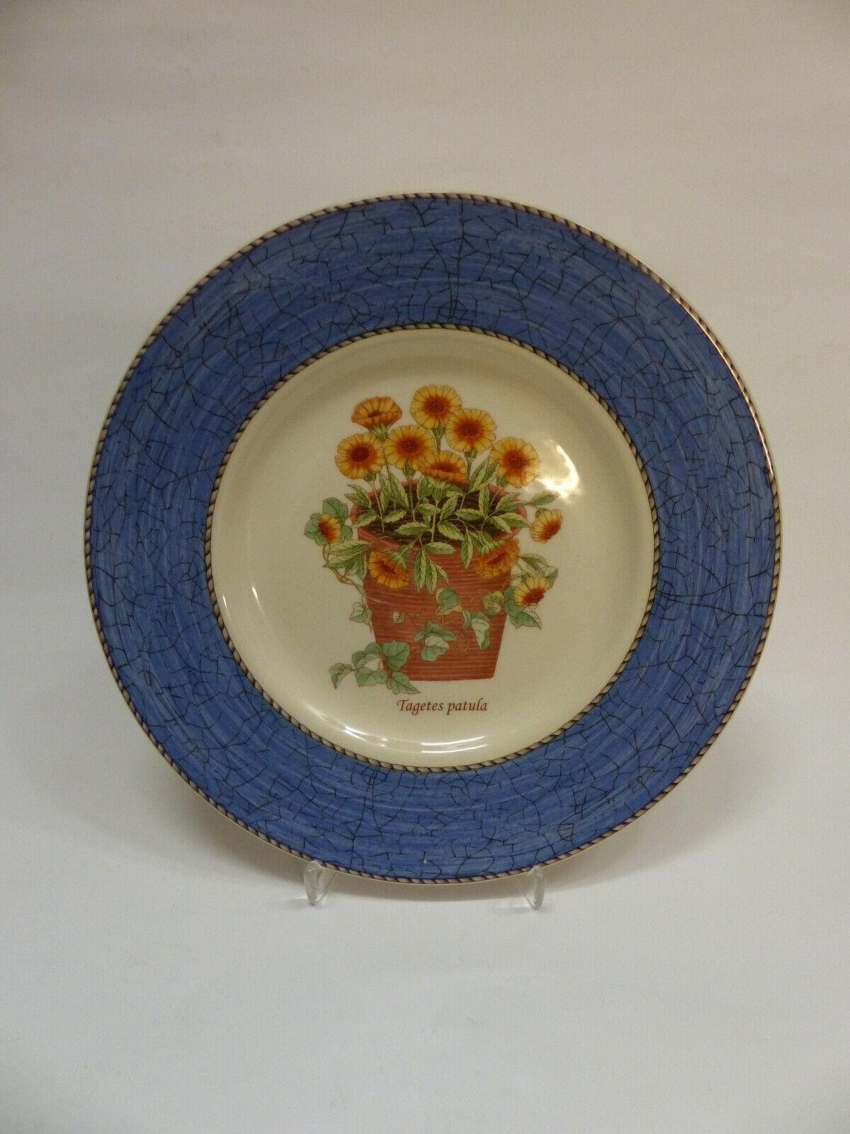 Wedgwood Sarahs Garden Fr/ühst/ücksteller 20cm blau