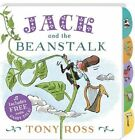 Jack and the Beanstalk by Tony Ross (Board book, 2016)