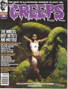 Creeps-Magazine-Warrant-Publishing-9-VF-NM-Creepy-Eerie-Style