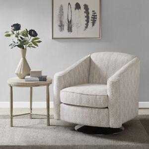 Madison Park Dublin Swivel Chair Ebay
