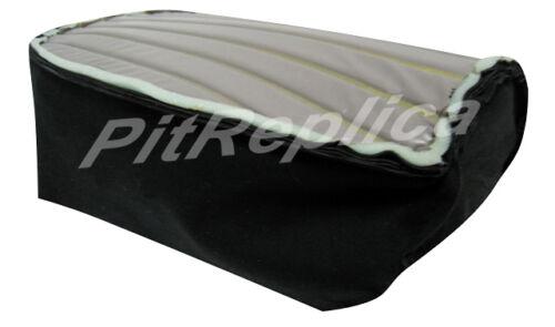 CTAL SUZUKI SEAT COVER BEARCAT B105P B105 P *HEAT PRESSED SUEDE*