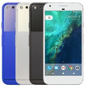 Google-Pixel-32GB-128GB-GSM-Android-Smartphone-Cell-Phone-GRADED