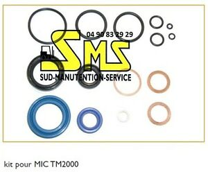 Kit Pochette De Joints Complet Transpalette Manuel Mic Tm 2000 Pieces Detachees Xjebwcz4-08011741-492961072