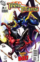 TEEN TITANS (2003) #56 (DC COMICS)