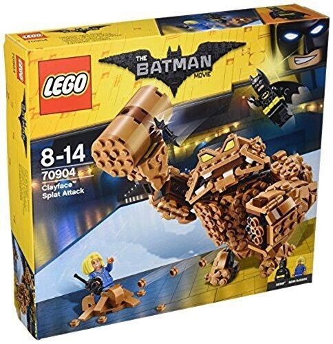 New- LEGO 70904 Batman Movie Clayface Splat Attack- Retirot  Discontinued