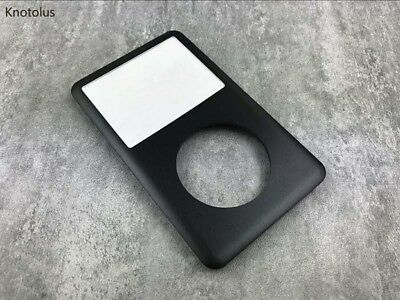 10pcs Front Faceplate Housing Case Cover for iPod Classic 7th Gen 160GB Black)