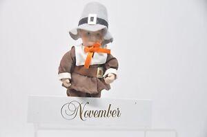 image is loading ashton drake november thanksgiving baby calendar baby doll
