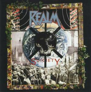 REALM-SUICIETY-1990-US-Thrash-Metal-CD-Jewel-Case-FREE-GIFT
