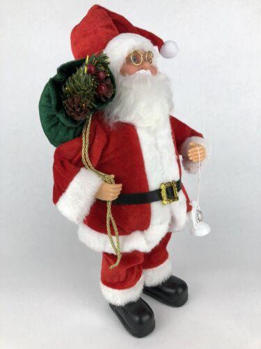 Christmas Ornaments Decor Classic Santa Claus Figurine Christmas Decorations