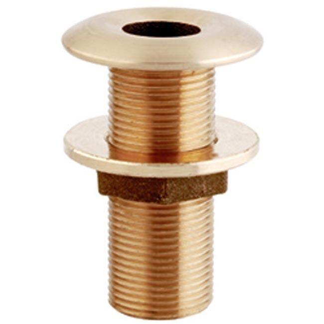 Marine Grade Bronze Skin Fittings BSP Thread
