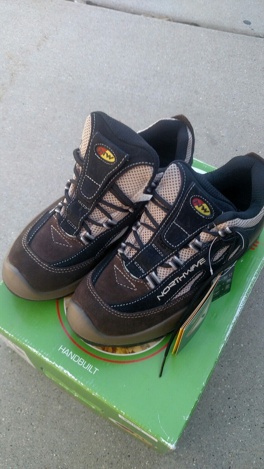 Northwave Libreride Cycling chaussures 41 nouveau in Box Made in
