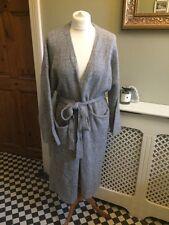 ZARA Oversized Pockets Wool Grey Coat Size Medium UK 10/12 BNWT