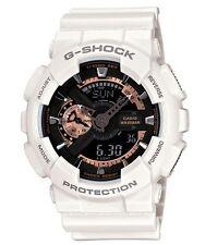 Casio G Shock *GA110RG-7A Anadigi Rose Gold White Watch Gshock COD PayPal