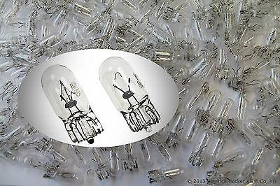 2 Watt Glassockellampen 24 Volt T10