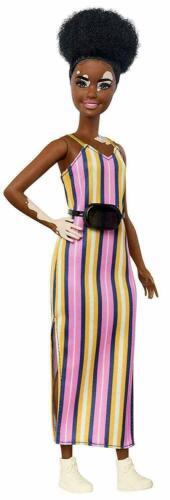 Barbie Fashionistas Doll #135 Vitiligo Barbie-Brand New libre et Rapide Livraison