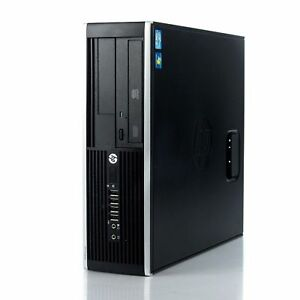 HP-Elite-8200-SFF-Desktop-No-CPU-No-RAM-No-HDD-Windows-COA