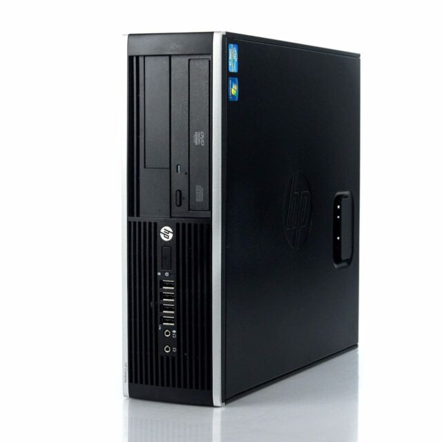 HP Elite 8300 SFF Desktop Barebone No Cpu No Ram No HDD Windows 7 COA