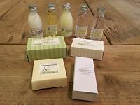 9 Pc Lot Archive Travel Size Shampoo Conditioner Lotion Soap Free Shipping