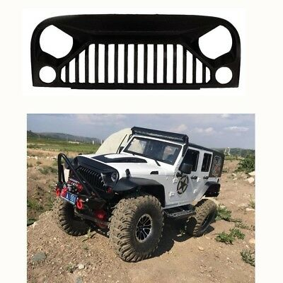 Air Inlet Grille Front Face For 1//10 RC Rock Crawler Axial SCX10 Jeep Wrangler
