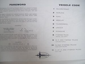 image is loading 1963-ford-falcon-mercury-comet-wiring-diagram-11x17-