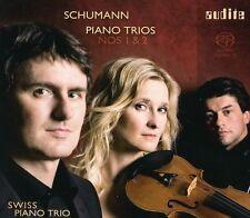 Swiss Piano Trio, R. Schumann - Piano Trios 1 & 2 [New SACD] Hybrid SACD