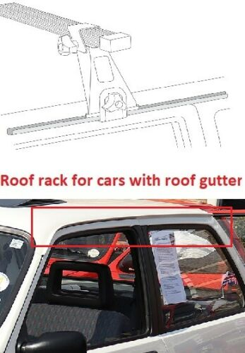 94-99 Pair of Rover 100 Series Hatchback Roof Bars M10UN 130cm