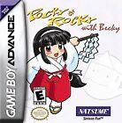 Pocky & Rocky With Becky (Nintendo Game Boy Advance, 2002)