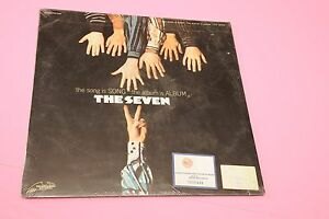 THE-SEVEN-LP-THE-SONG-IS-SONG-ORIG-USA-1970-SIGILLATO-TOP-SEALED