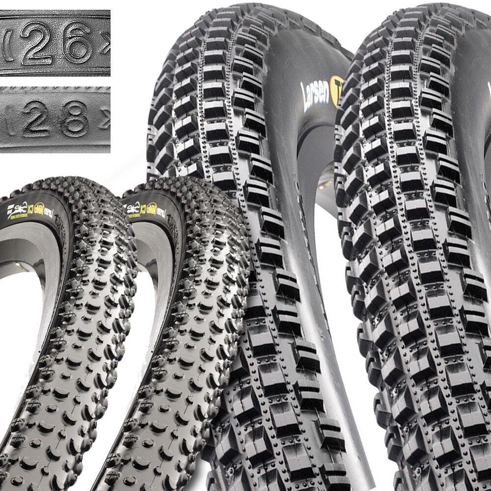 2x Maxxis larsen neumáticos TT XC cable 26x2.00  50-559 negro MPC bicicleta 640g