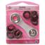 Hemline-occhielli-5-5mm-7mm-8-7mm-10-5mm-e-14mm-o-Strumento-Starter-Kit miniatura 38