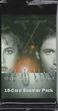 X-Files CCG Premiere v1 Booster Packs x2