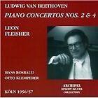 Ludwig van Beethoven - Beethoven: Piano Concertos Nos. 2 & 4 (2008)