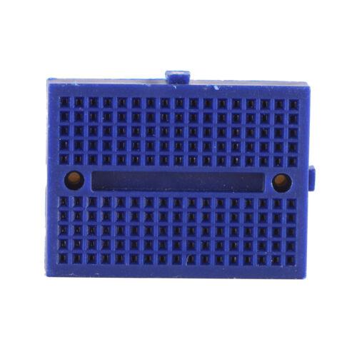 SYB-170 Mini Breadboard mini Breadboard Portable Experimental Platform P0JH